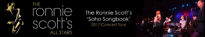 Ronnie Scott's All Stars: The Ronnie Scott's Story