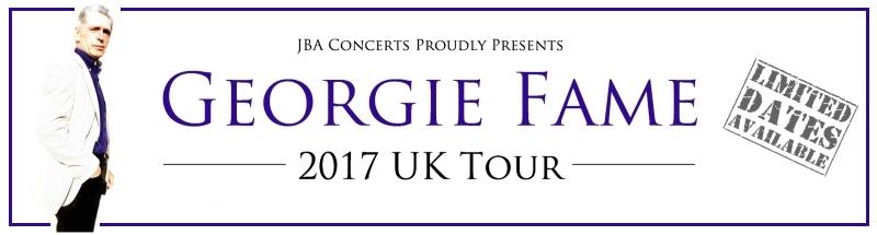Georgie Fame - 2013 Spring Tour