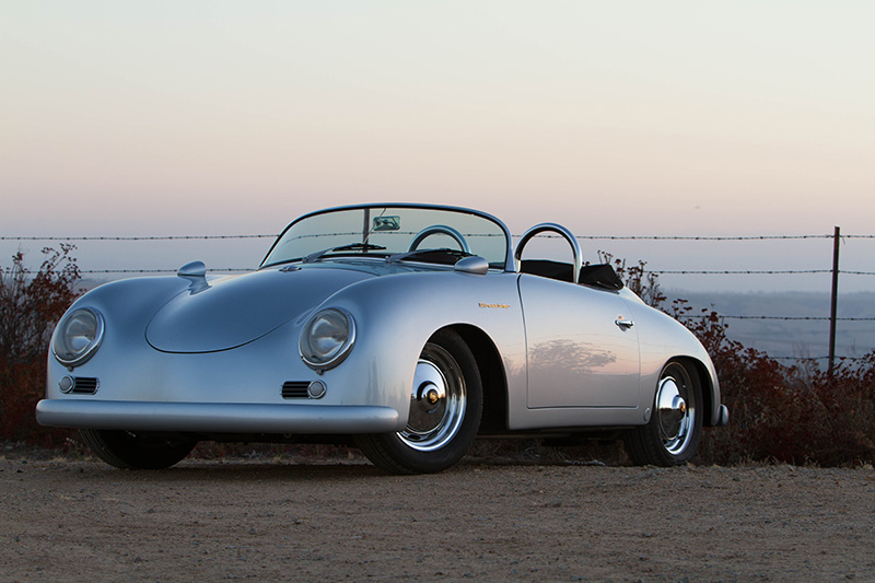 RW Speedster Delivery - Silver
