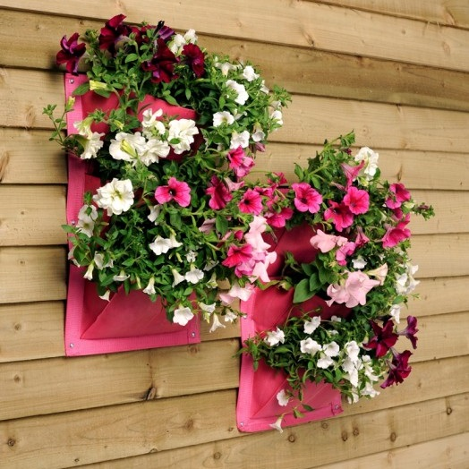 Verti-Plant Wall Planters - £9.95