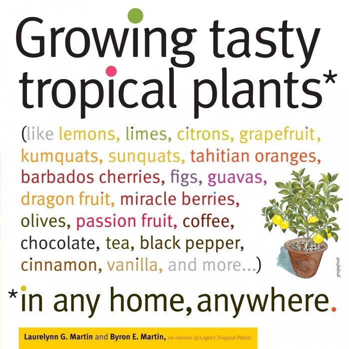 Growing Tasty Tropical Plants