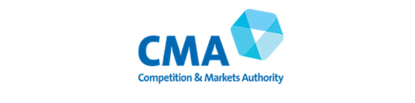 The Competitions and Markets Authority logo