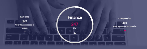 what is open banking handle finance report
