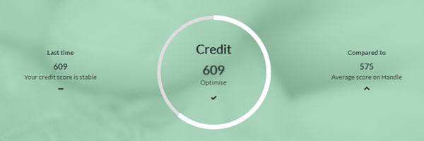 credit 101 Handle credit report