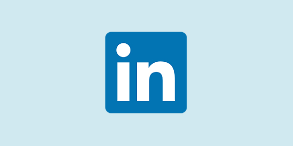 The best social channel for business LinkedIn logo
