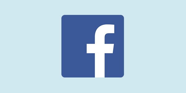 Best social channel for business; Facebook logo