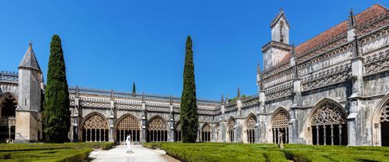Bathalha klooster