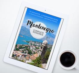 Reisgids Montenegro