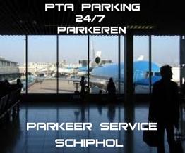 Parkeren op Schiphol