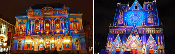 Lichtfestival Lyon