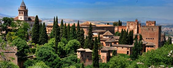 Reisgids Andalusië