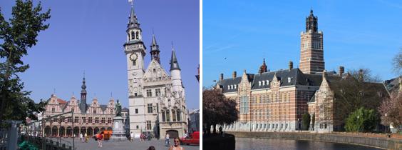 Aalst en Dendermonde