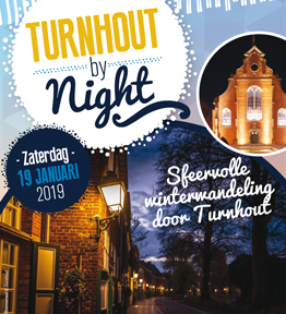 Turnhout by Night