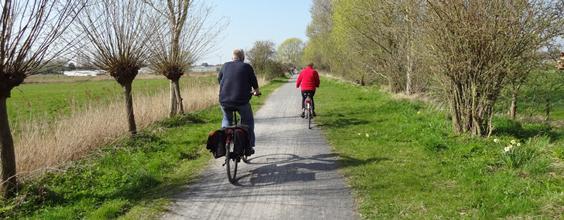 Fietsgids West-Vlaanderen