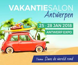 Vakantiesalon Antwerpen