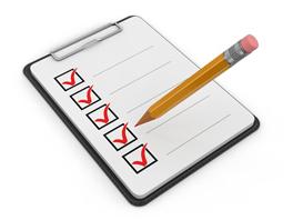 Gratis checklist
