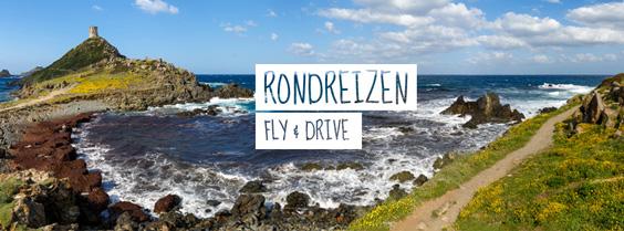 Rondreizen in fly & drive