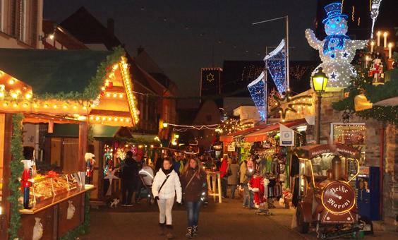 Kerstmarkt Rüdesheim