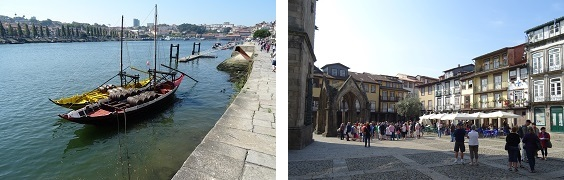 Porto en Guimaraes