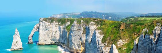 Normandische kusten