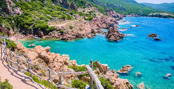 Sardinië - Costa Paradisio
