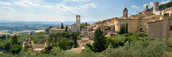Umbrië - Assisi