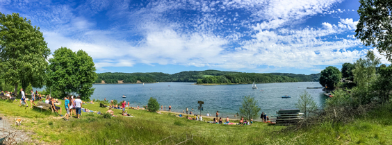 Sauerland - Biggesee