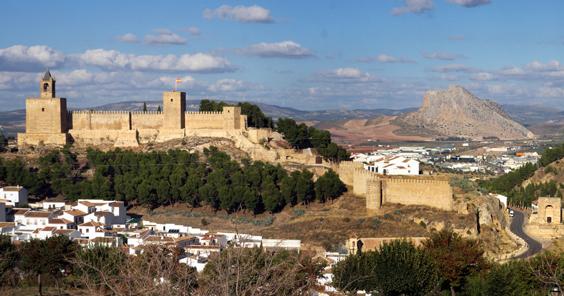 Andalusië - Antequera