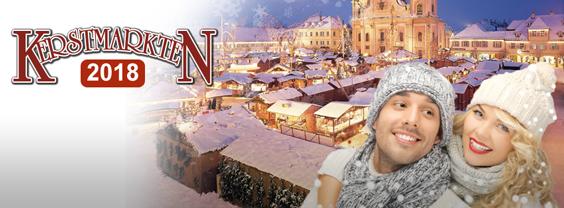 Kerstmarkten en eindejaar