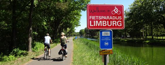 Limburg fietsen
