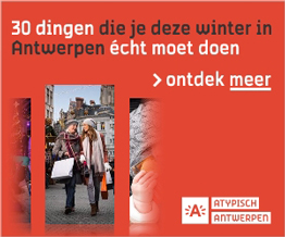 Winter in Antwerpen