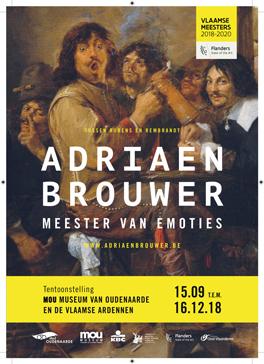 Adriaen Brouwer, Meester van emoties