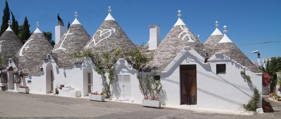 Puglia - Alberobello