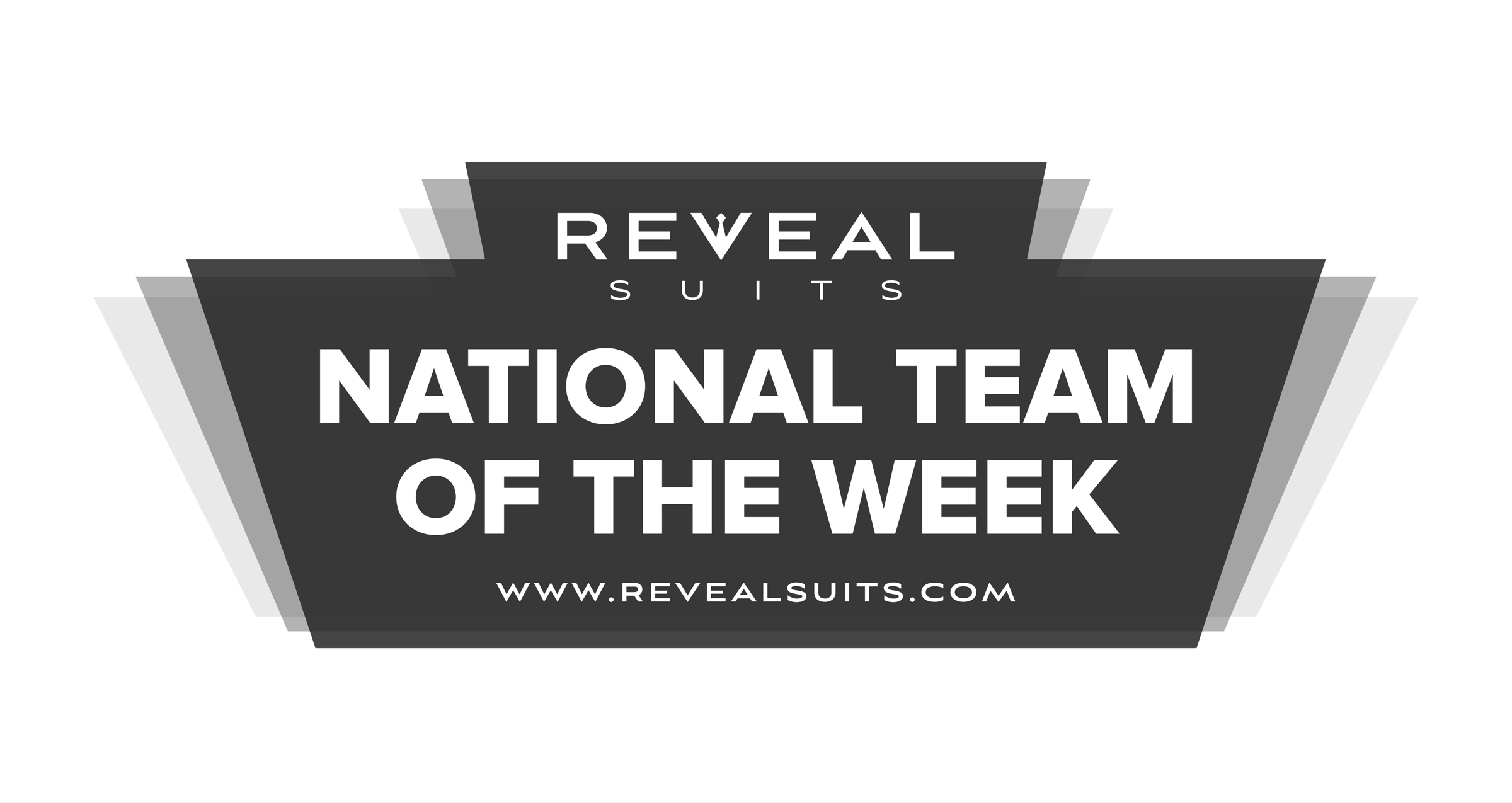 Reveal Suits National Team of the Week