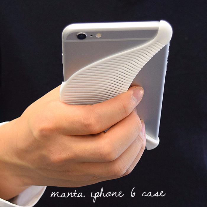 マンタ iphone6ケース