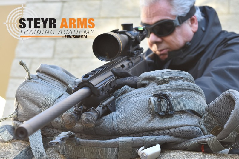 SPR-I Steyr Arms Training Academy Course