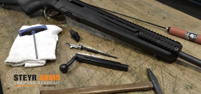 SPA Steyr Arms Training Academy Course