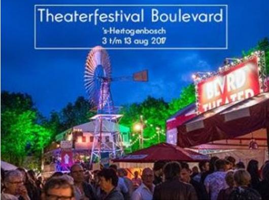 Foto theaterfestival Boulevard Den Bosch 2017