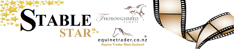 Thoroughbred Floats Equine Trader Stable Star