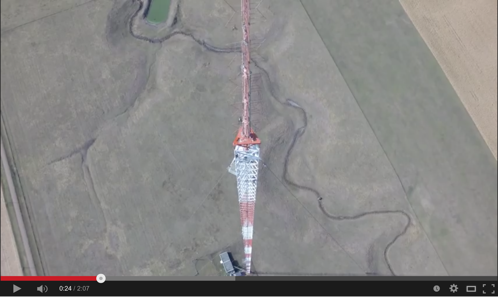1500 Foot TV Tower