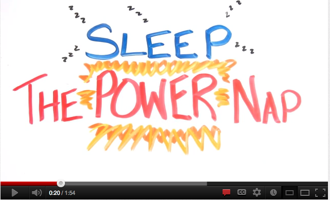 The Science of Power Naps