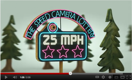 The Speed Camera Lottery