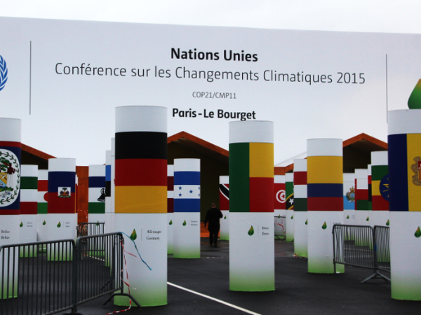 The ISSC at COP21