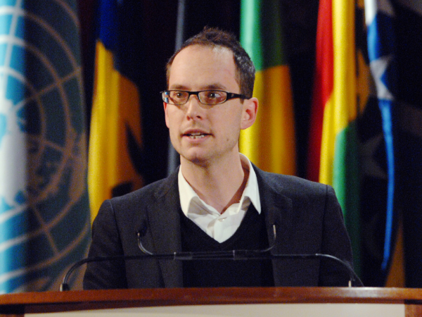 Mathieu Denis was named as Executive Director in late November (Photo: S. Msadek)