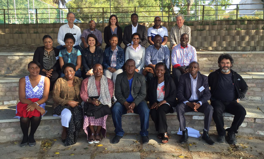 2016 Transdisciplinary research workshop, South Africa