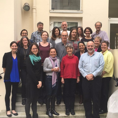 TD workshop participants