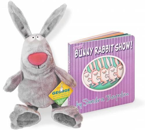 The Bunny Rabbit Show! by Sandra Boynton