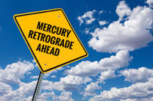 Mercury Retro Ahead