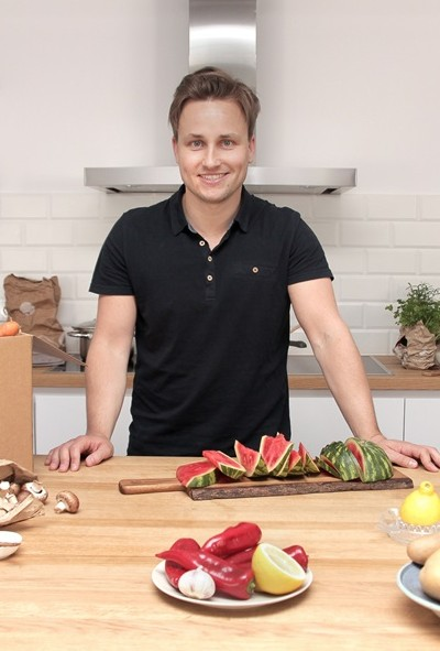 Dominik Richter, Founder of HelloFresh