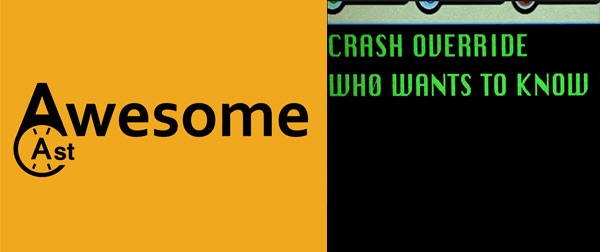AWESOMECAST 416: CRASH OVERRIDE